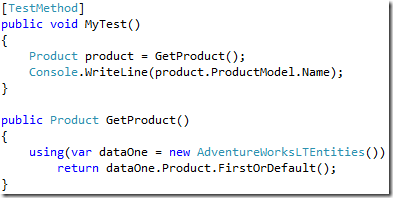 Common Entity Framework Errors and Performance Tips